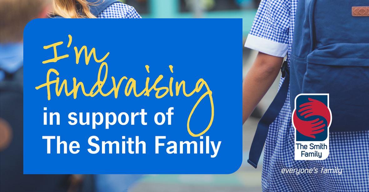 I'm Fundraising Banner